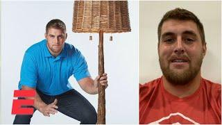 Chargers' Forrest Lamp talks his own line of lamps, Justin Herbert's haircut   NFL on ESPN