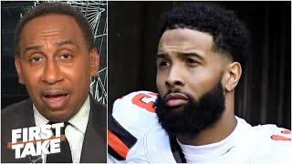 Stephen A. reacts to Odell Beckham saying 'this is my time' | First Take