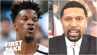 Jalen Rose explains why Jimmy Butler is the most underrated player in the NBA | First Take