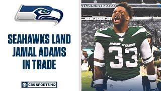 Seahawks add a SUPERSTAR safety in Jamal Adams | NFL Trade Analysis | CBS Sports HQ