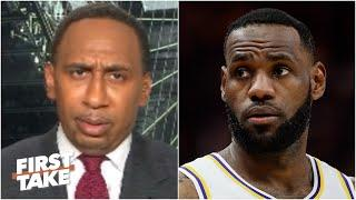 Stephen A. reacts to reports of the Knicks being LeBron's 1st choice in 2010 | First Take
