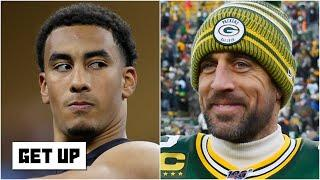 What does the Packers' No. 6 Power Ranking mean for Aaron Rodgers & Jordan Love? | Get Up