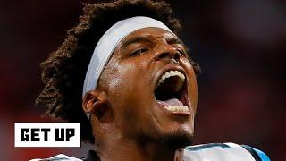 Reacting to the bold prediction that Cam Newton will win NFL MVP in 2020 | Get Up