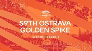 World Athletics Continental Tour Gold – 59th Golden Spike, Ostrava | Livestream