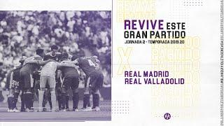 FULL MATCH | Real Madrid Vs Real Valladolid    Temporada 2019:2020