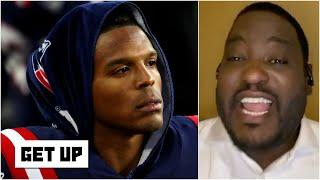 Damien Woody rips New England's 2-4 start: The Patriots stink! | Get Up