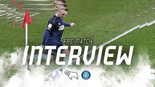 PRE MATCH I Wayne Rooney - Wycombe Wanderers (H)