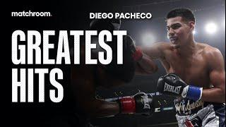 The next big breakthough? Diego Pacheco biggest KOs