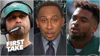 Stephen A. proposes a way for the Jets to keep Jamal Adams: Fire Adam Gase! | First Take