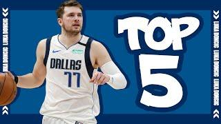 NBA Top 5 Plays: Luka Doncic