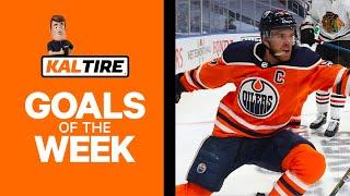 NHL Goals Of The Week: McDavid Being McDavid, Petry Roofs It From Impossible Angle