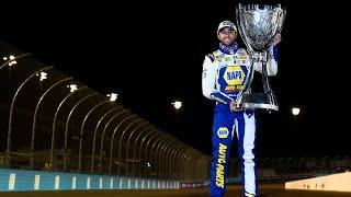 Chase Elliott: 2020 title has yet to 'sink in' | NASCAR Cup Series Champion's sit down interview