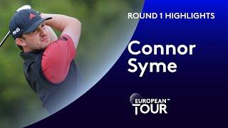 Connor Syme opens with 66 in Wales | ISPS HANDA Wales Open