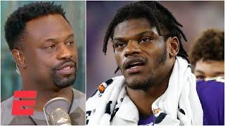 Lamar Jackson believes opposing defenses know what the Ravens are calling   Keyshawn JWill & Zubin