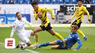 Borussia Dortmund giving Gio Reyna time and the ball is fantastic to look at - Fjortoft | ESPN FC