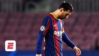 Barcelona vs. PSG fallout: Should Lionel Messi 'jump ship' from Barca to Paris?   ESPN FC Extra Time
