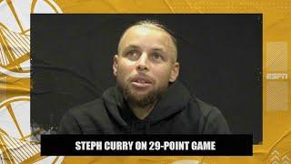 Steph Curry will push Steve Kerr to play him more minutes every single night   NBA on ESPN