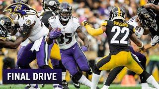 Ravens-Steelers Is the NFL's Best Rivalry | Ravens Final Drive