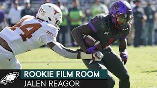 Analyzing What Jalen Reagor Brings to the Eagles Offense | Eagles Rookie Film Room
