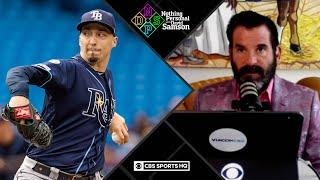 Blake Snell WILL NOT return to play FOR LESS MONEY | Nothing Personal with David Samson