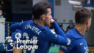 Ben Chilwell's debut thumper puts Chelsea in front of Crystal Palace | Premier League | NBC Sports