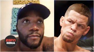 Leon Edwards says he'll beat Nate Diaz at UFC 263, then wait for his title shot | UFC Fight Camp