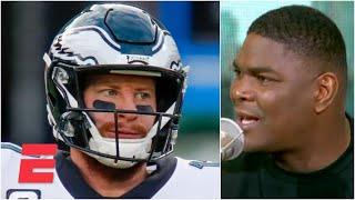 Keyshawn 'would be shocked' if the Eagles start Carson Wentz over Jalen Hurts | KJZ