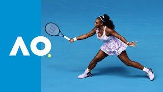 Serena Williams best shots | Australian Open 2020