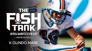 HIGHLIGHTS: Former Dolphins K Olindo Mare joins The Fish Tank   Miami Dolphins Podcast