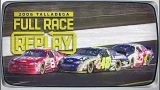 NASCAR Classic Race Replay: 2006 UAW-Ford 500 | Talladega Superspeedway