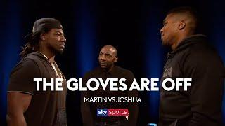 REVISITED! Charles Martin vs Anthony Joshua | The Gloves Are Off