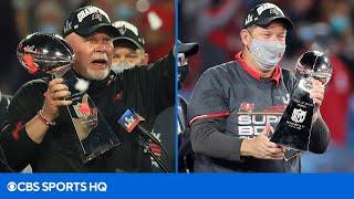 Buccaneers Coach Bruce Arians and GM Jason Licht Get Contract Enhancements | CBS Sports HQ