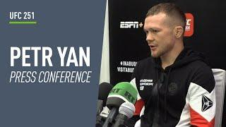 'It's going to be an exciting fight between two strikers': Petr Yan on facing Jose Aldo