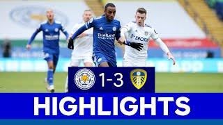 First Defeat Of 2021 For Foxes | Leicester City 1 Leeds United 3 | 2020/21