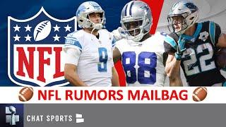 NFL Rumors Mailbag: 2020 Breakout RBs, Top 5 Secondaries, Fantasy Football, Free Agency, Trades