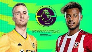 Diogo Jota vs Lys Mousset | Wolves vs Sheffield United | ePL Invitational Quarter-Finals