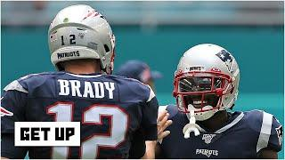 'Antonio Brown feels indebted to Tom Brady' - Adam Schefter | Get Up