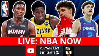 NBA News & Rumors: LaMelo Ball + NBA Draft Rumors, Victor Oladipo Trade Rumors + LIVE Q&A