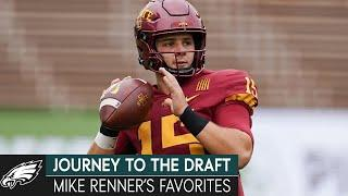 College Football Week 3 Preview & PFF's Mike Renner's Favorites | Journey to the Draft