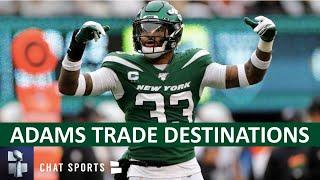 Jamal Adams Trade: Top NFL Teams That Could Land The Jets Star Ft. Cowboys, Ravens & Browns