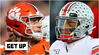 I would consider taking Justin Fields over Trevor Lawrence in the NFL draft - David Pollack | Get Up