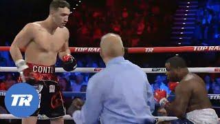 Conto with devastating body shots to get Top Rank's 1st Knockout of 2020 | KO OF THE WEEK