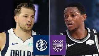 Dallas Mavericks vs. Sacramento Kings [FULL HIGHLIGHTS] | 2019-20 NBA Highlights