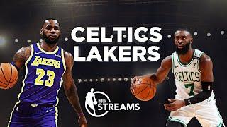 Lakers-Celtics: Can Lebron & AD bounce back against Jayson Tatum & Jaylen Brown? | Hoop Streams