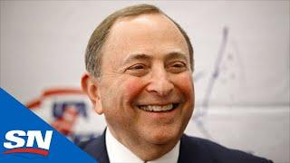 Bettman Hopeful Return To Play Goes Smoothly With Health And Safety Top Priority