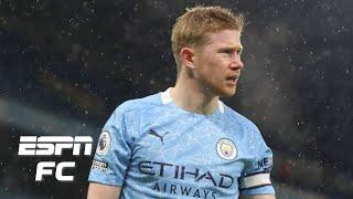Who will create chances for Manchester City with Kevin De Bruyne out? | ESPN FC Extra Time