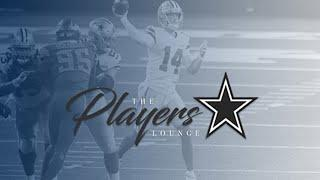 Player's Lounge: Ready for Thanksgiving? | Dallas Cowboys 2020