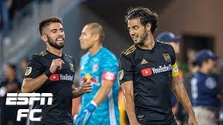Why LAFC's Carlos Vela & Diego Rossi are MLS's best attacking duo | ESPN FC