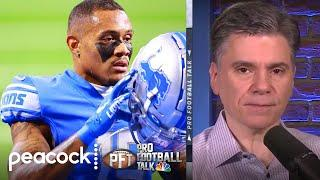 Will Kenny Golladay get his asking price in free agency? | Pro Football Talk | NBC Sports