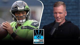 Chris Simms' Top 40 QB Countdown: Russell Wilson earns No. 2 | Chris Simms Unbuttoned | NBC Sports